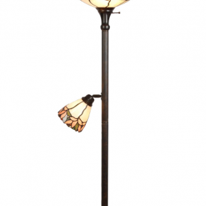 Tiffany-Style Floor Lamps