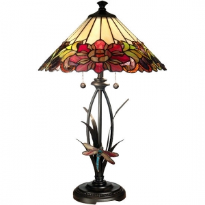 Tiffany-Style Table Lamps
